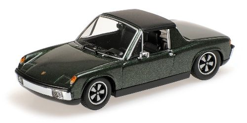 MINICHAMPS Porsche 914/6 1970 (green)