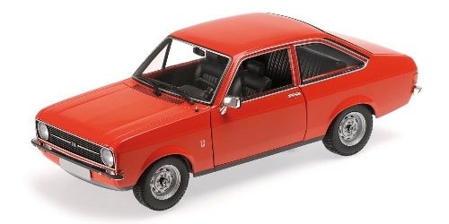 Ford Escort II LHD 1975