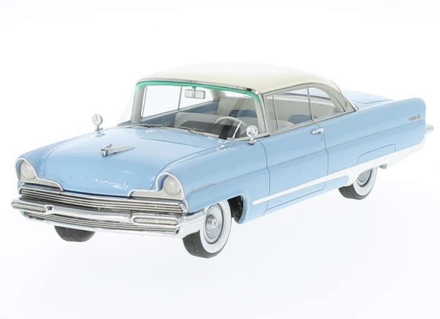 Lincoln Premiere Hardtop 1956 (light blue/white)