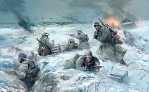German Infantry Eastern Front