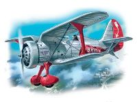ICM Soviet Fighter-Bipla ne I-15
