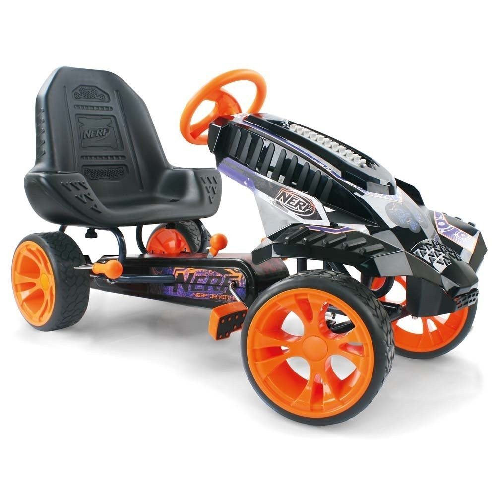 Go Cart Nerf Battle Racer Nerf
