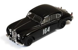 IXO Jaguar MKVII #164 F. Biggar/R. Adams