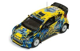 Ford Fiesta RS WRC #23 E. Axelsson