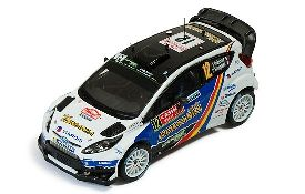 Ford Fiesta RS WRC #12
