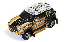Mini All 4 Racing #305 J.Roma