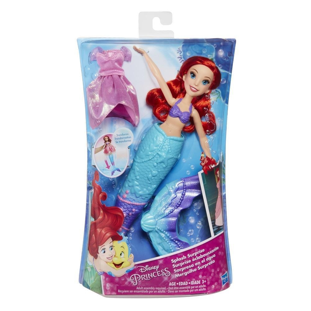 Disney Princess Syrenka Ariel