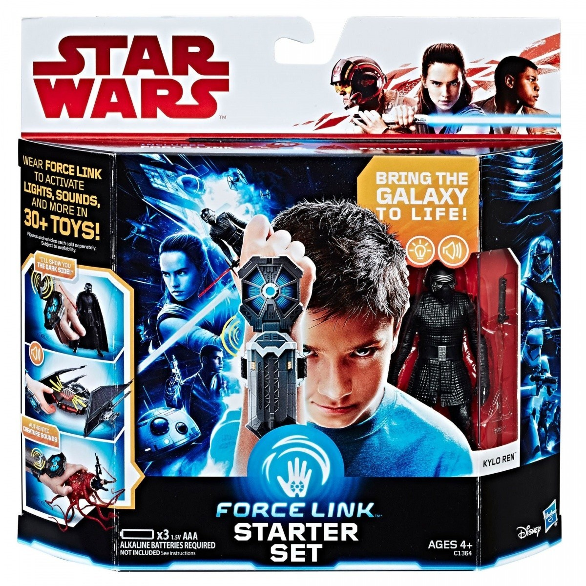 STAR WARS E8 Starter Set
