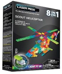 8 in 1 Scout Helicopter