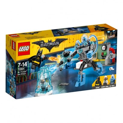 70901 Lego Batman Movie Lodowy atak Mr. Freeze'a™