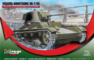 MIRAGE Vickers Armstrong Mk F/45 PsvK/38