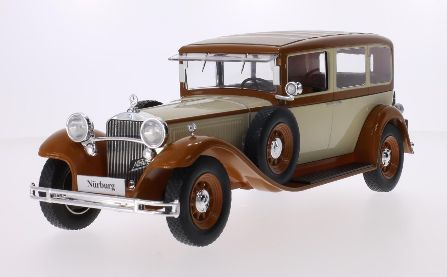 Mercedes-Benz Typ Nurburg 460/460 K (W08) 1928 (beige/brown)