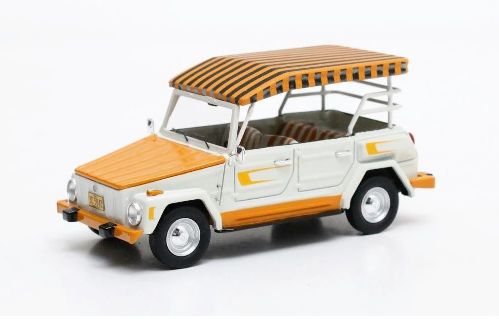 Volkswagen The Thing Hawaian Edition (white/orange)