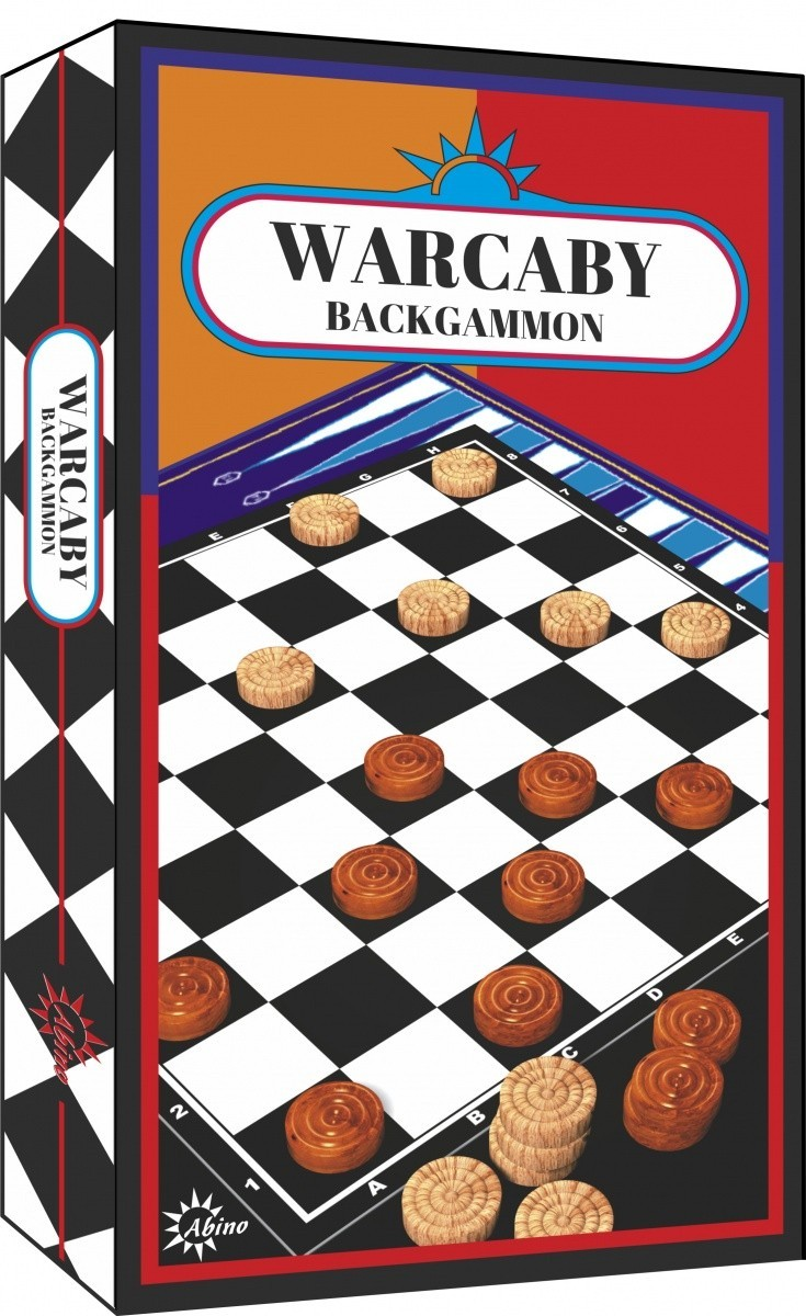 Gra Warcaby Backgammon