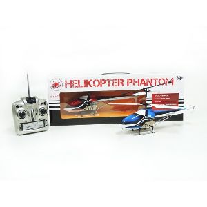 Helikopter Phantom na radio