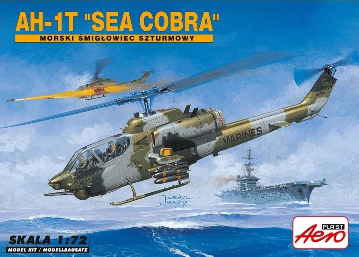 AH-1T Sea Cobra