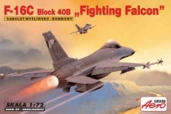 F-16C Block 40 Fighting Falcon