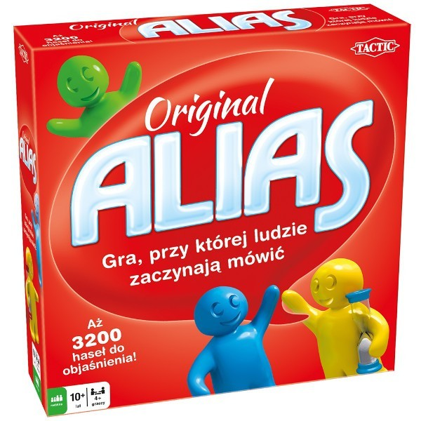 Gra Alias Original