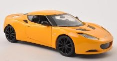 Lotus Evora S (yellow)