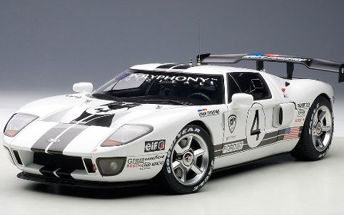 Ford GT #4 LM Spec II Race Car