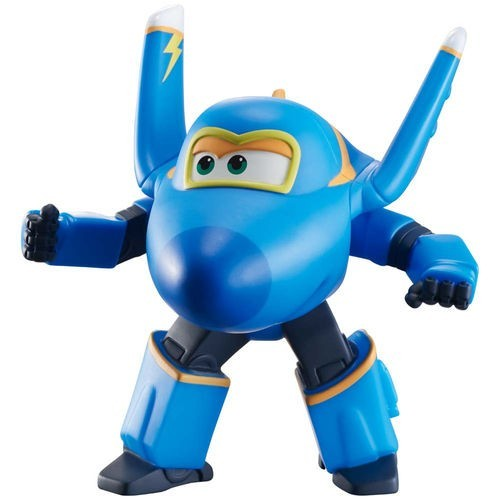 Figurka z ruchomymi elementami Super Wings - Jerome