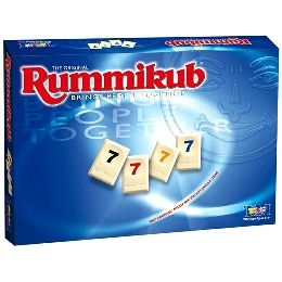 Gra Rummikub XP od 2 do 6 graczy