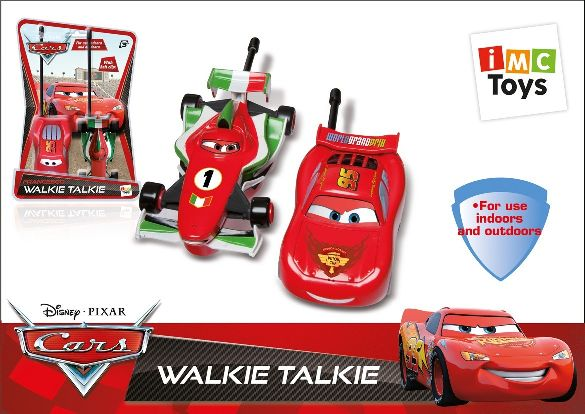 WALKIE TALKIE FRANCESCO - MC QUEEN
