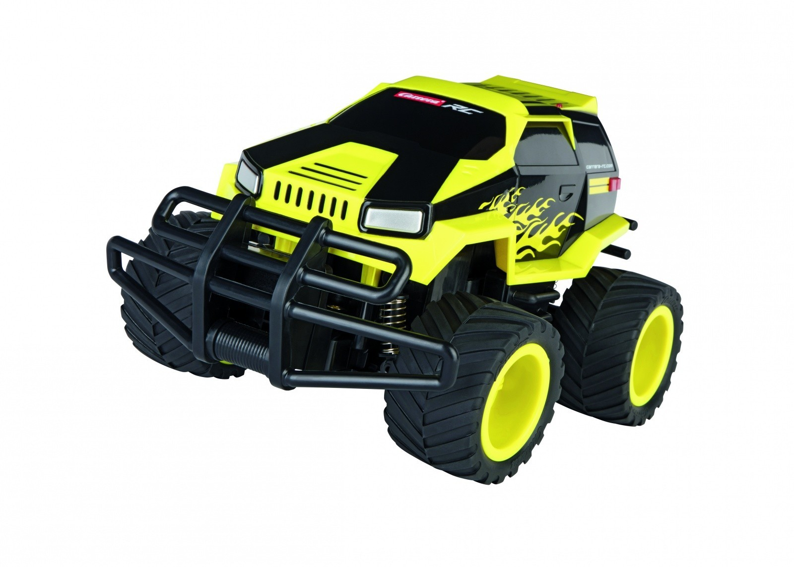 RC Off-Road Yellow Rider 1:18