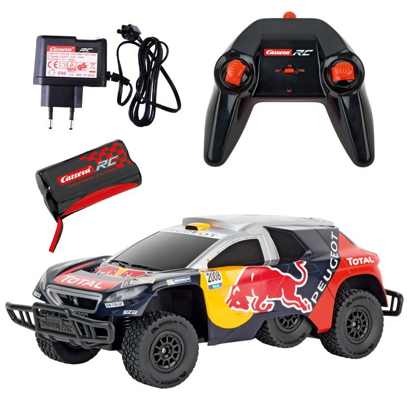 RC Off Road Peugeot Red Bull Dakar 1:16