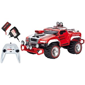 RC Off Road Powe r HunterReptor Silver