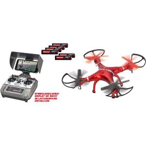 RC Quadrocopter Live Streaming