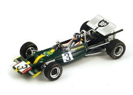 Lotus 69 F2 #3 Graham Hill