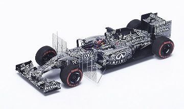 Red Bull RB11 Renault Test Car