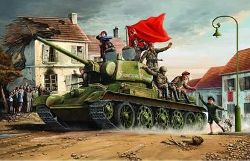 TRUMPETER T-34/76 mod 19 43