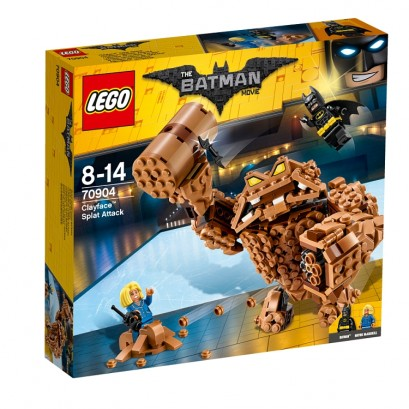 70904 Lego  Batman Movie Atak Clayface'a™