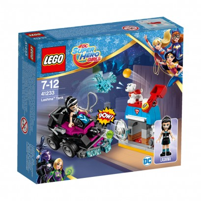 41233 Lego DC Super Hero Girls Lashina™ i jej pojazd