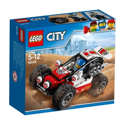60145 Lego City Great Vehicles Łazik