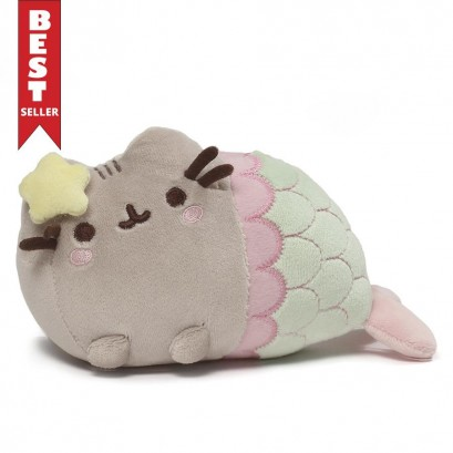 Pusheen Mermaid with Star 17cm