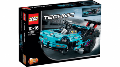 42050 Lego Technic Upgradable Dragster
