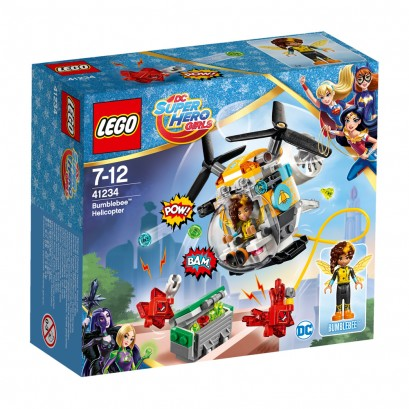 41234 Lego DC Super Hero Girls Helikopter Bumblebee™