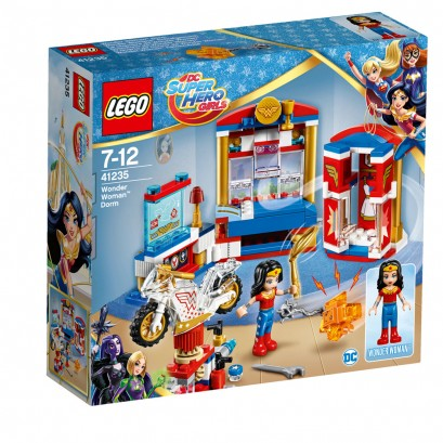41235 Lego DC Super Hero Girls Pokój Wonder Woman™