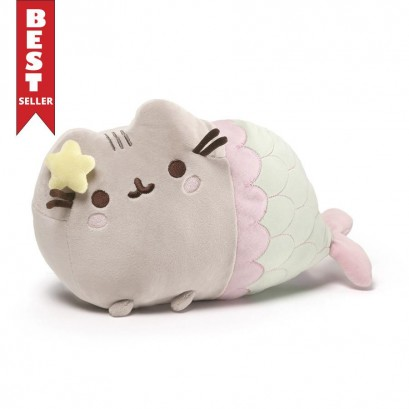 Pusheen Mermaid with Star 30cm