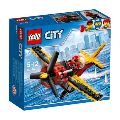 60144 Lego City Great Vehicles Samolot wyścigowy